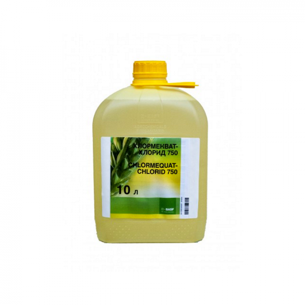 Регулятор роста Хлормекват-хлорид 750 ВР