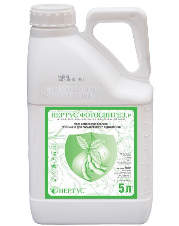 Жидкое удобрение Нертус Фотосинтез